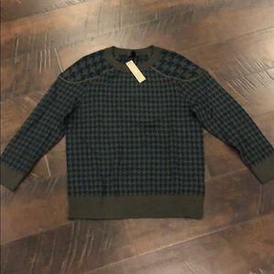❤️NWT❤️ J. Crew Houndstooth Sweater